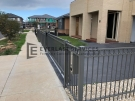 Oxley Ring Fencing + Sliding Gate