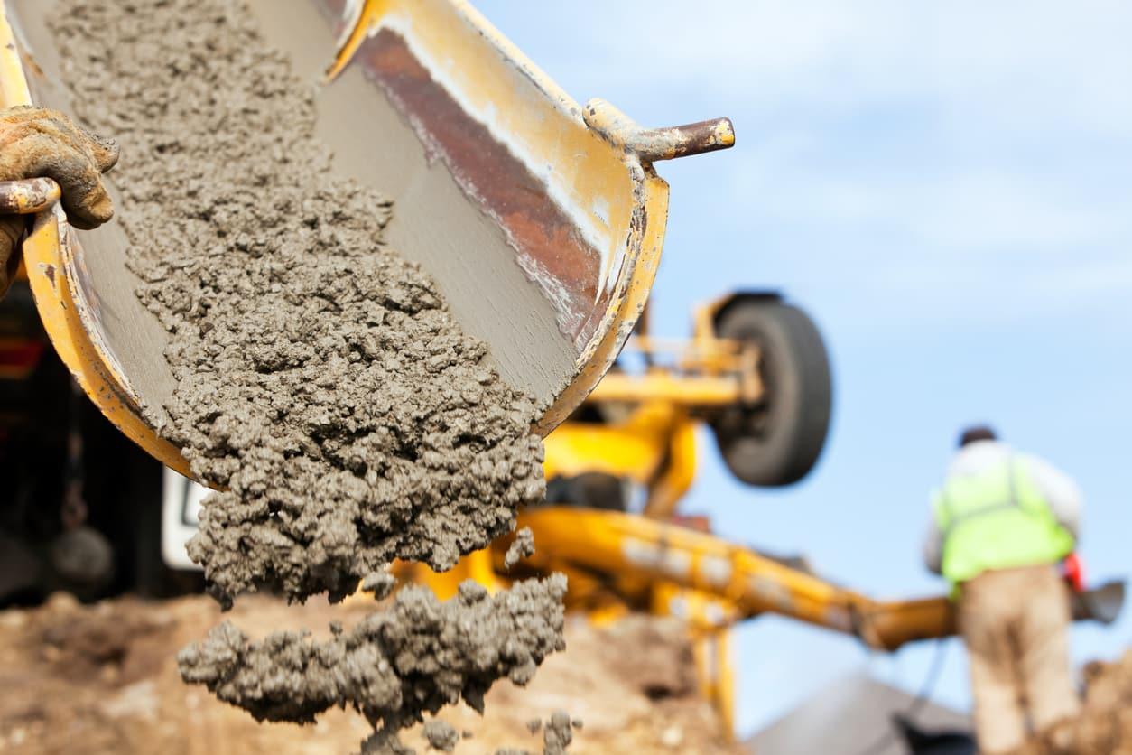 A short history of concrete