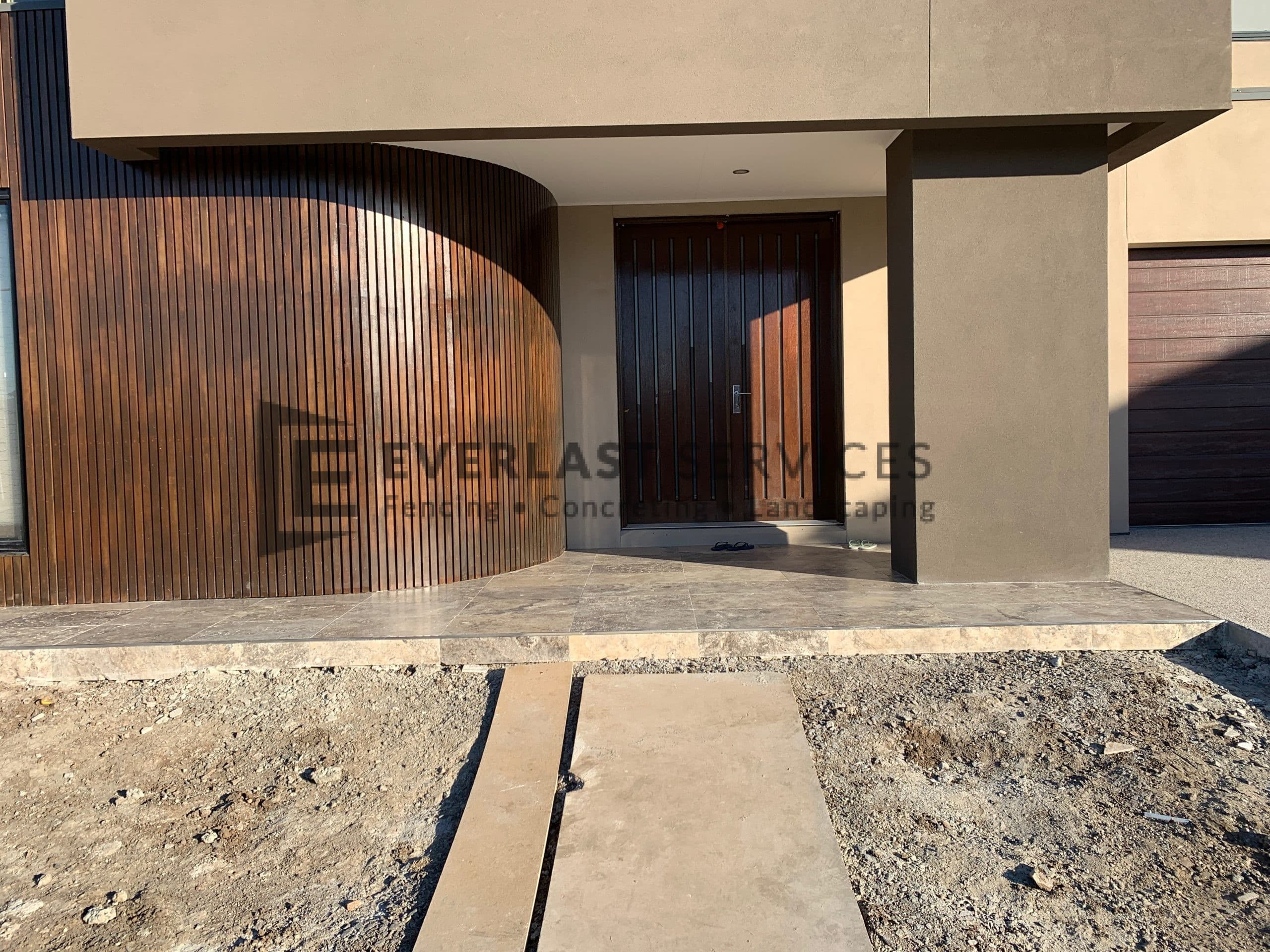 Front Porch Travertine