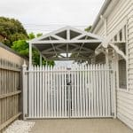 SF184 - Ascot Vale - Side driveway