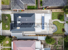 L273 – Ascot Vale – an overhead shot of a house