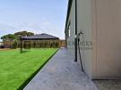 L266 – Point Cook – Backyard grass garden path