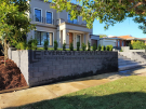 L281 – Landscaping front of house