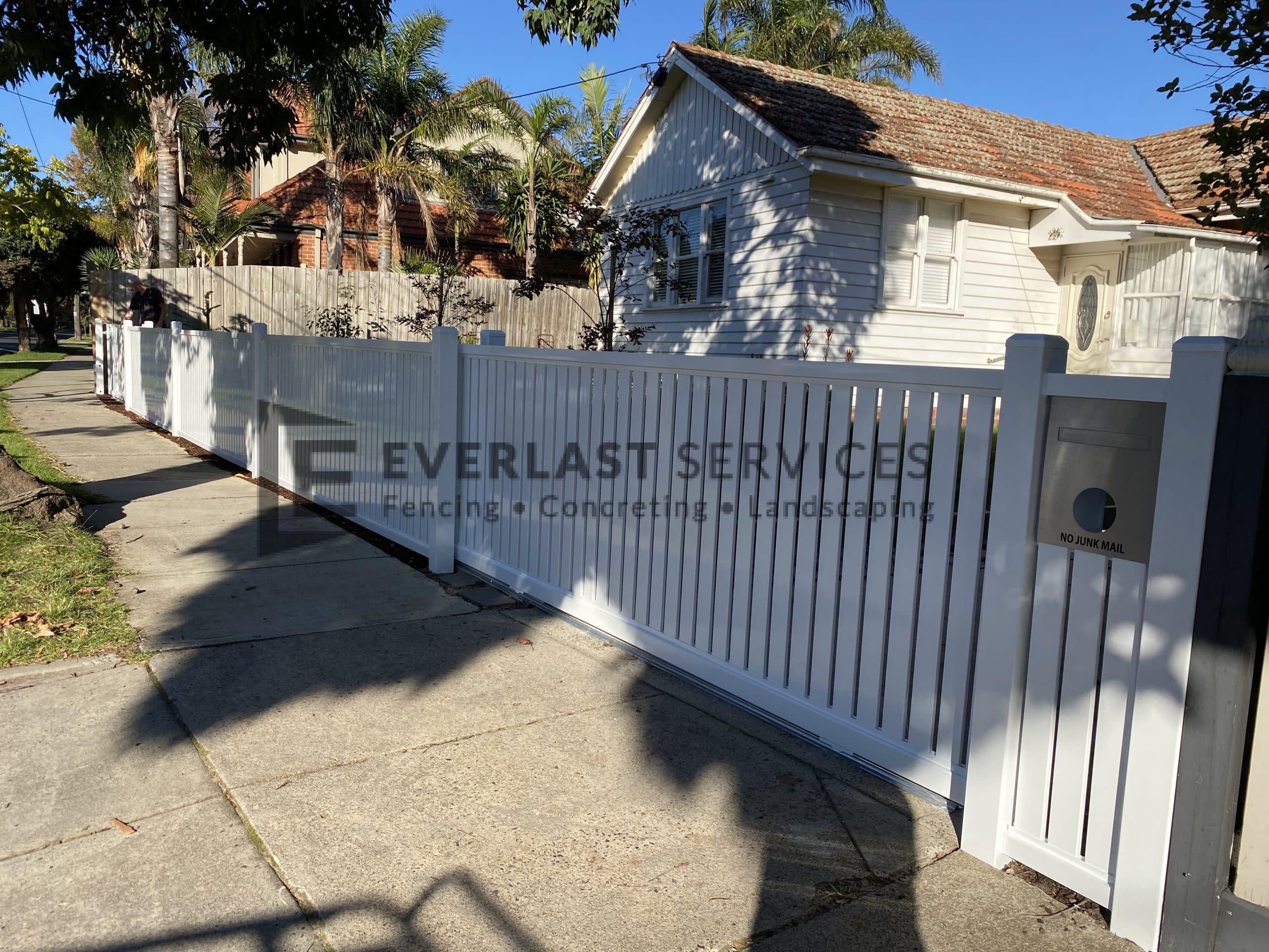 SG89 - Everlast Services - Sliding Gate