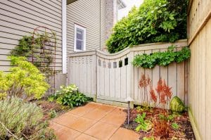 landscaping ideas for the side of a house