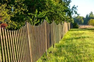 how to update an old fence