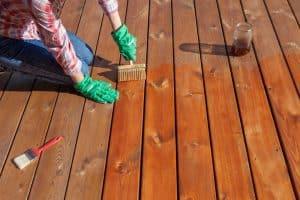 spring deck maintenance tips