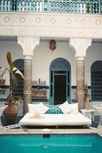 cultural courtyard