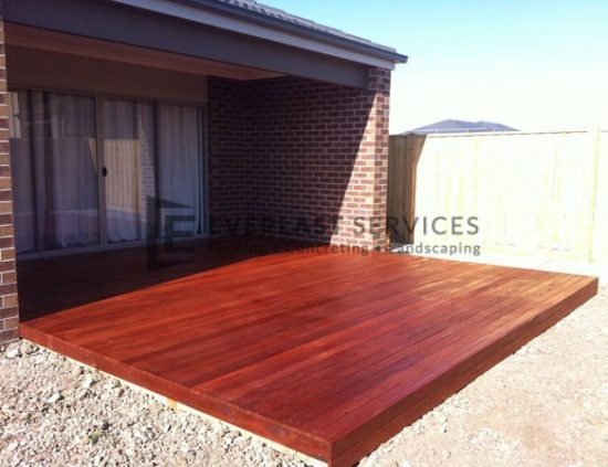 T20 - Backyard Extended Timber Decking