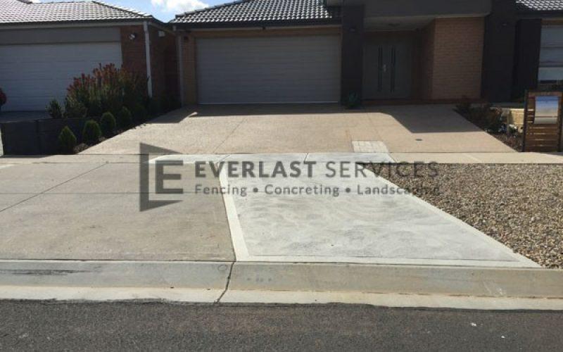 PLC1 - Plain Concrete Crossover