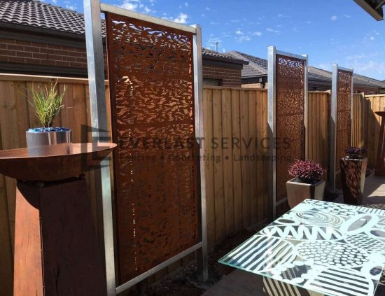 L50 - Laser Cut Feature at Hoppers Crossing