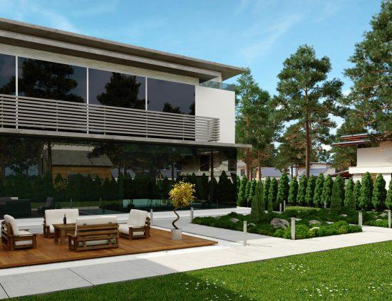 Landscaping design Melbourne Everlast Services