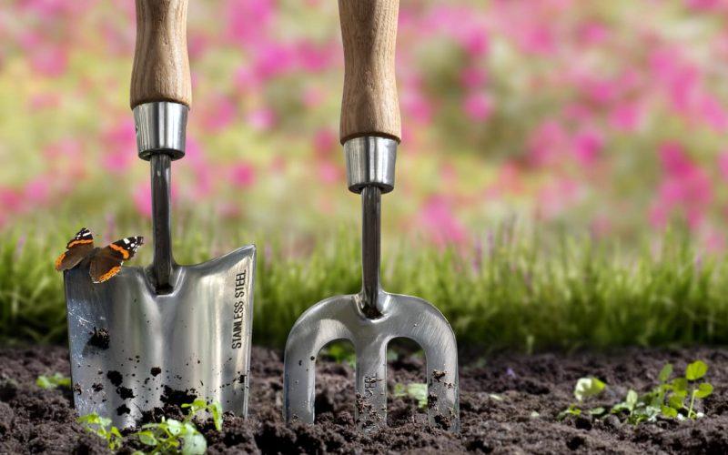 Aluminium garden edging