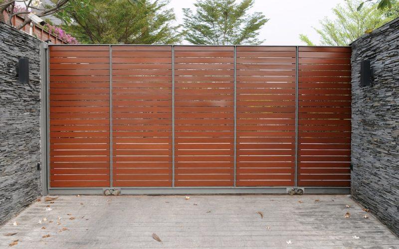 Galvanised Steel Gate Frame